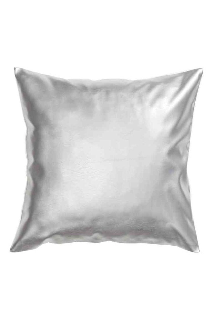 Husă de pernă, finisaj metalic | H&M