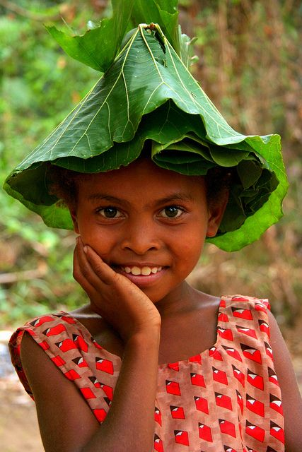 Faces of the Philippines - Luzzon Aeta girl