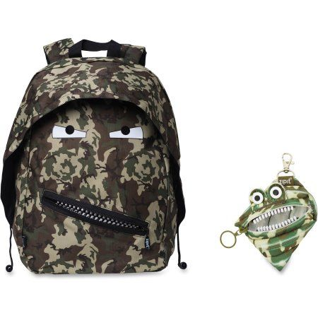 Clothing Grillz Backpacks Camo Backpack