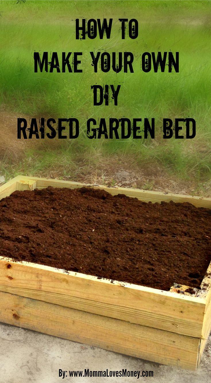 1000+ ideas about Cheap Raised Garden Beds on Pinterest ...