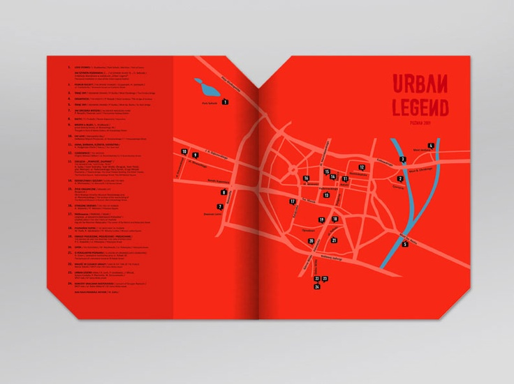 urban legend festival