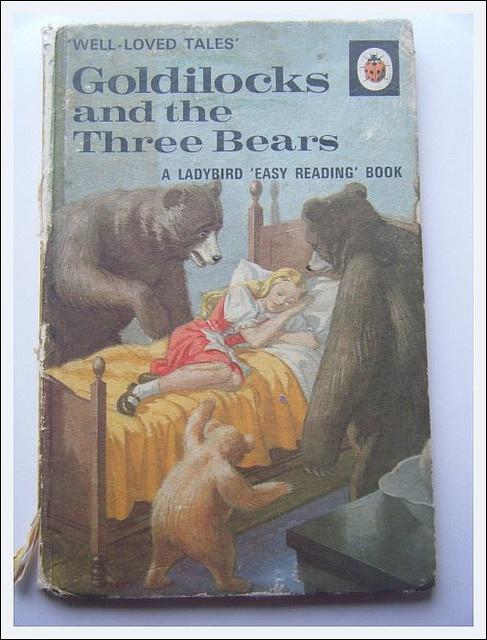 606D(Goldilocks And The Three Bears)