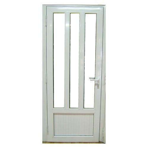 Imagenes De Puertas De Aluminio Para Baño:Puertas De Aluminio Blanco  Reforzadas 080×200 – $ 2390,00 en