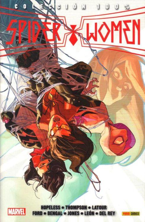 Spiderwomen | CBR | Español http://ift.tt/2j1gExb