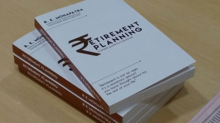 Mohapatra's new book is all about Retirement Planning