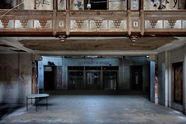 Abandoned Buffalo Central Station