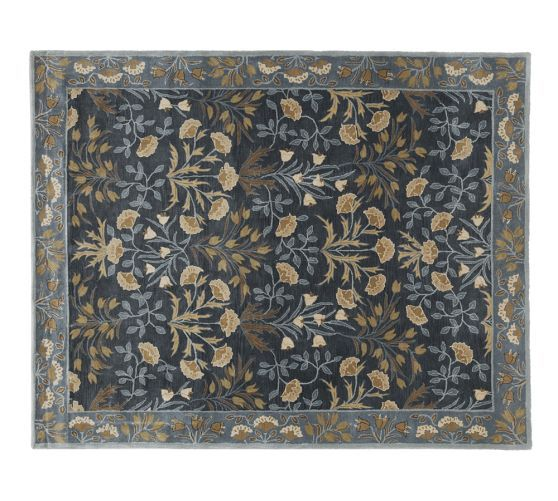 599 Special Pricing 8x10 Adeline Rug Blue Pottery