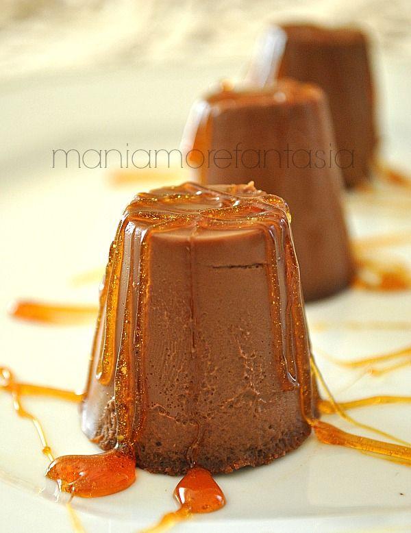 Preparare la panna cotta è molto semplice. Provate anche questa al cioccolato, ne resterete affascinati. Scoprite la ricetta cliccando sul link.