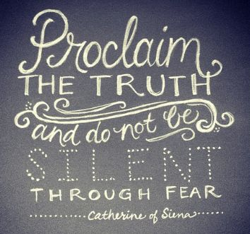 saint catherine of siena quotes - Google Search