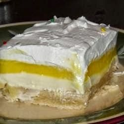 Ika's Kitchen: Lemon Lush