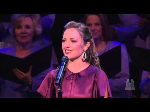If I Loved You, from Carousel - Laura Osnes and the Mormon Tabernacle Choir - YouTube