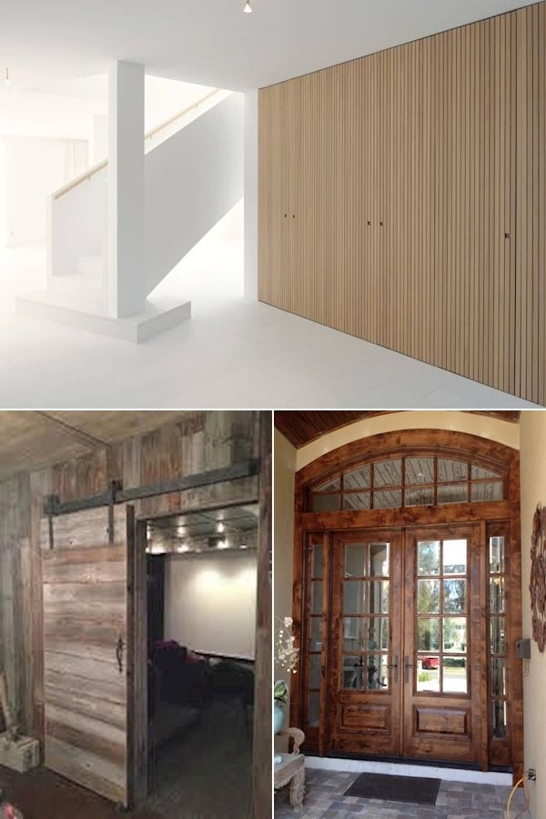 Wooden Sliding Doors | Real Wood Interior Doors | Cheap ...