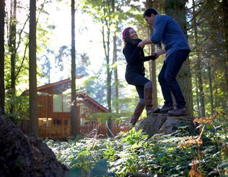 Log Cabin Holidays & Luxury Woodland Lodge Breaks UK - Forest Holidays