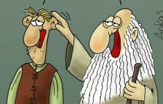 Το νέο σκίτσο του Αρκά για τα «αυτιά» του Τσίπρα (Photo) - Media