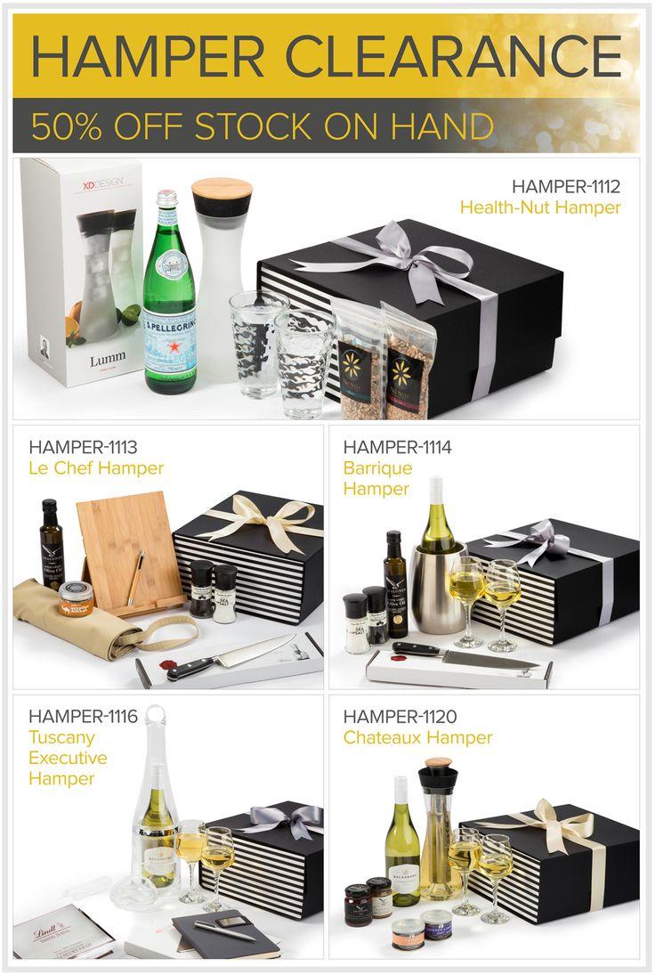 Hamper Clearance – Bell Jar Pty Ltd