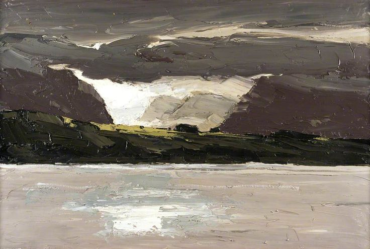 Across the Water Kyffin Williams
