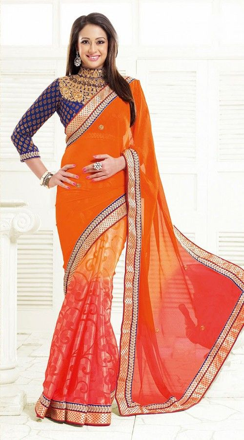 15 Best Images About Preeti Jhangiani Sarees On Pinterest