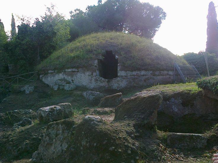 Tomba etrusca di Cerveteri