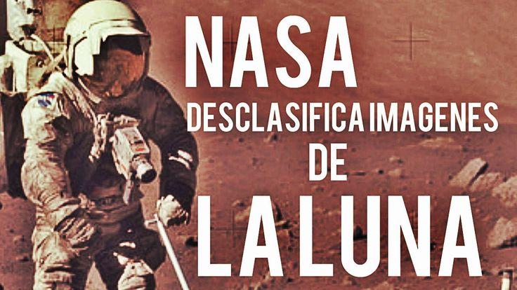 NASA Desclasifica Imágenes De La Luna: Dos Misterios Antiguos Aún Sin Re...