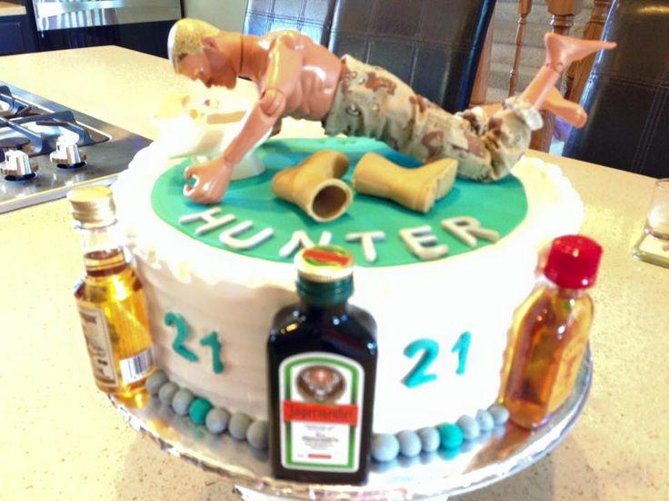Best 21st birthday cakes for guys
