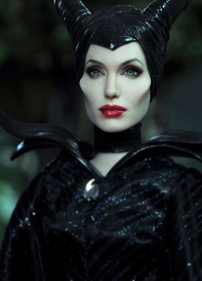 repainted maleficent and prince - photo #16