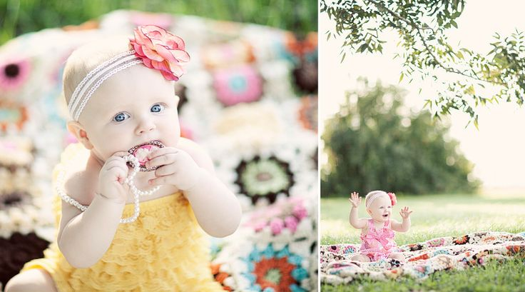 baby-outdoor photography