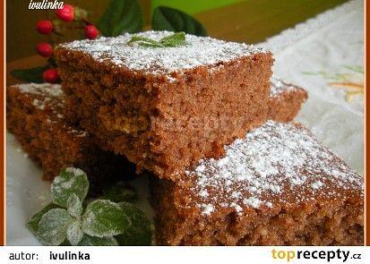 Bezpracný perník recept - TopRecepty.cz