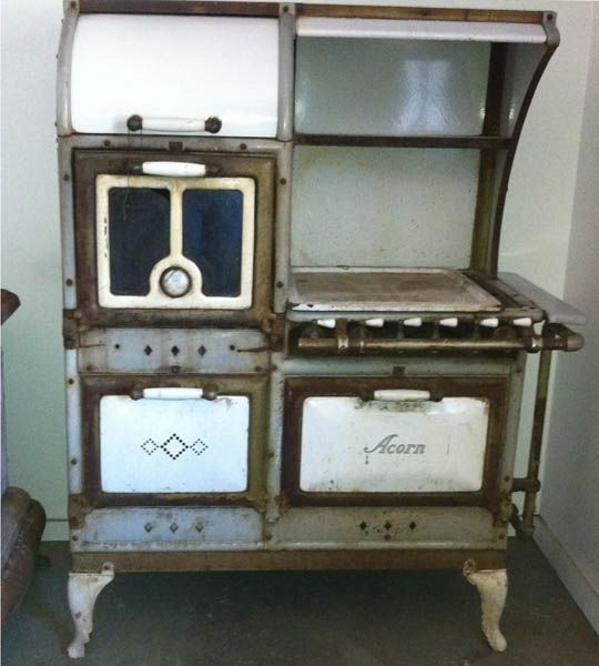 Antique Kitchen Gas Stoves