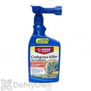 Bayer Advanced Crabgrass Killer for Lawns RTS