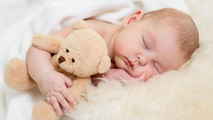 bebé durmiendo tranquilo