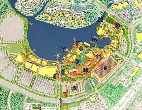 92 Best Theme Park Master Plans Images On Pinterest