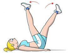 Gli esercizi per vita sottile e pancia piatta