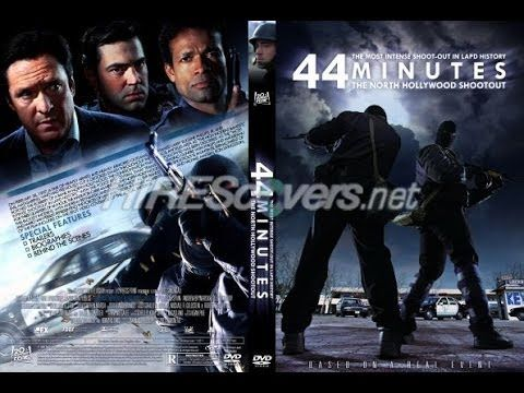 Action movies - 44 Minutes the north hollywood shootout - HD - full movi...