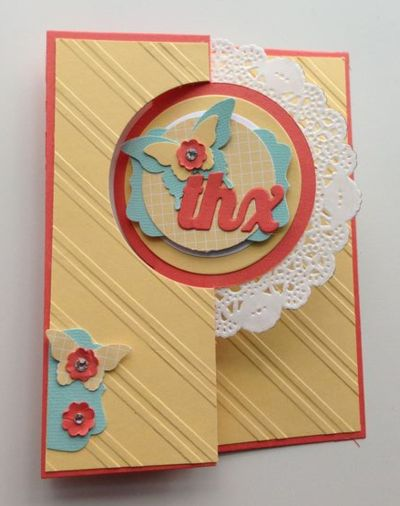 Stampin' Up!'s new Thinlit dies for the Big Shot. FANTASTIC!!