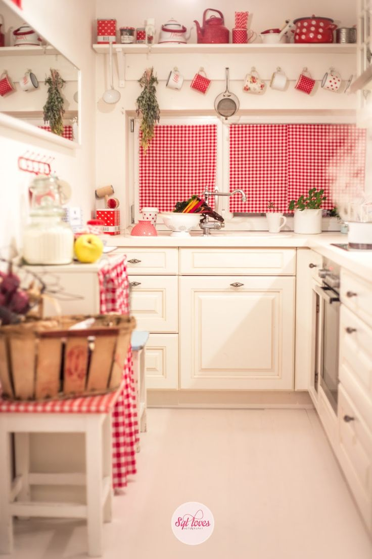 Red And White Kitchens 17 Best Ideas About Red And White Kitchen On Pinterest Red