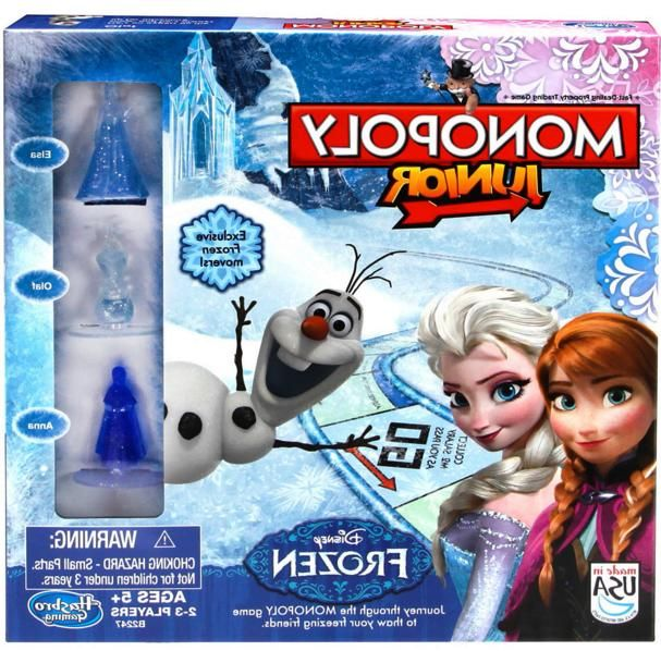 Hasbro Hasbro, Монополия Холодное сердце