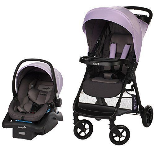 Baby Stroller Car Seat Travel System Set Infant Toddler Superior Safety NEW #Safety1st