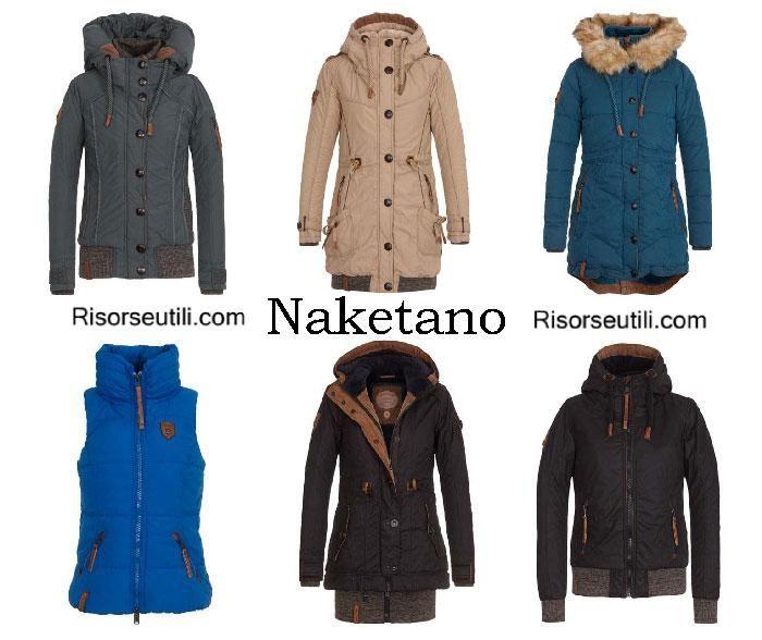 Jackets Naketano fall winter 2016 2017 womenswear