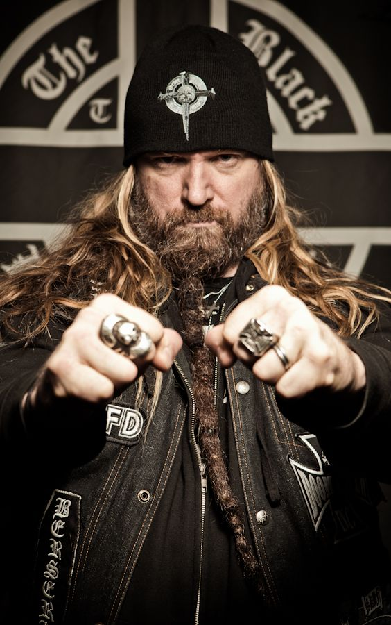 Zakk Wylde~ BLACK LABEL SOCIETY