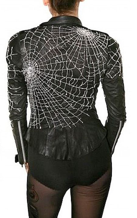 SP-Jacket2. This jacket would be cool with some rhinestone spiders on it.