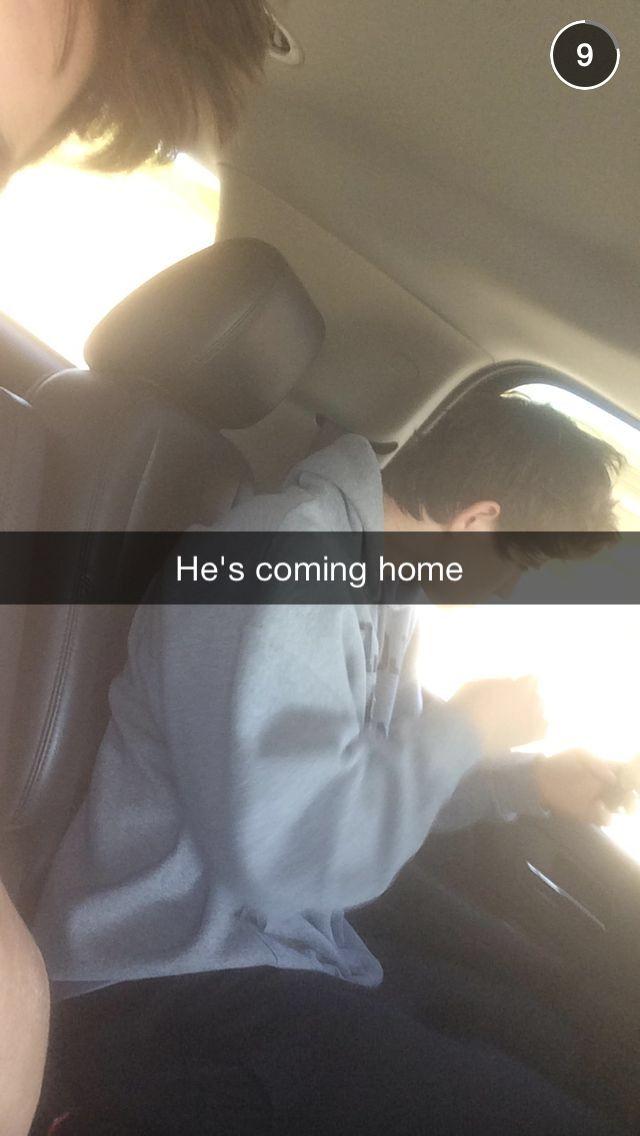 Hayes snapchat