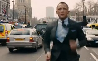 The first teaser trailer for the next James Bond movie, Skyfall, has been released.
