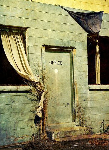 Abandoned Office