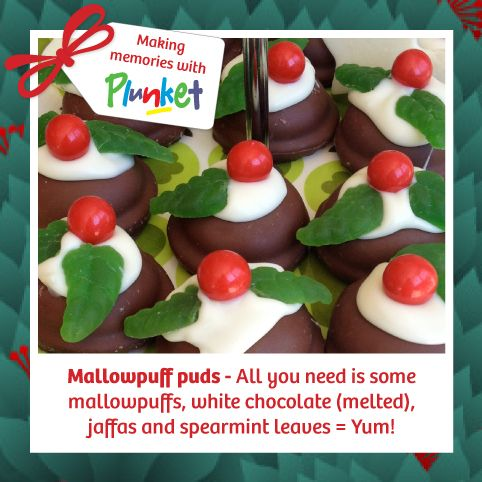 #2 A quick delicious Christmas treat from the #plunketadventcalendar