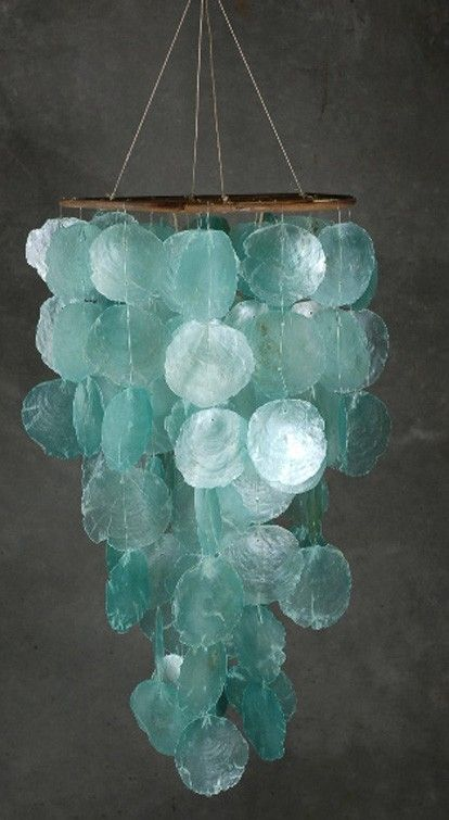 Turquoise Wind Chime ......