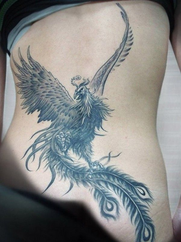 100 Stunning Phoenix Tattoos and Meanings