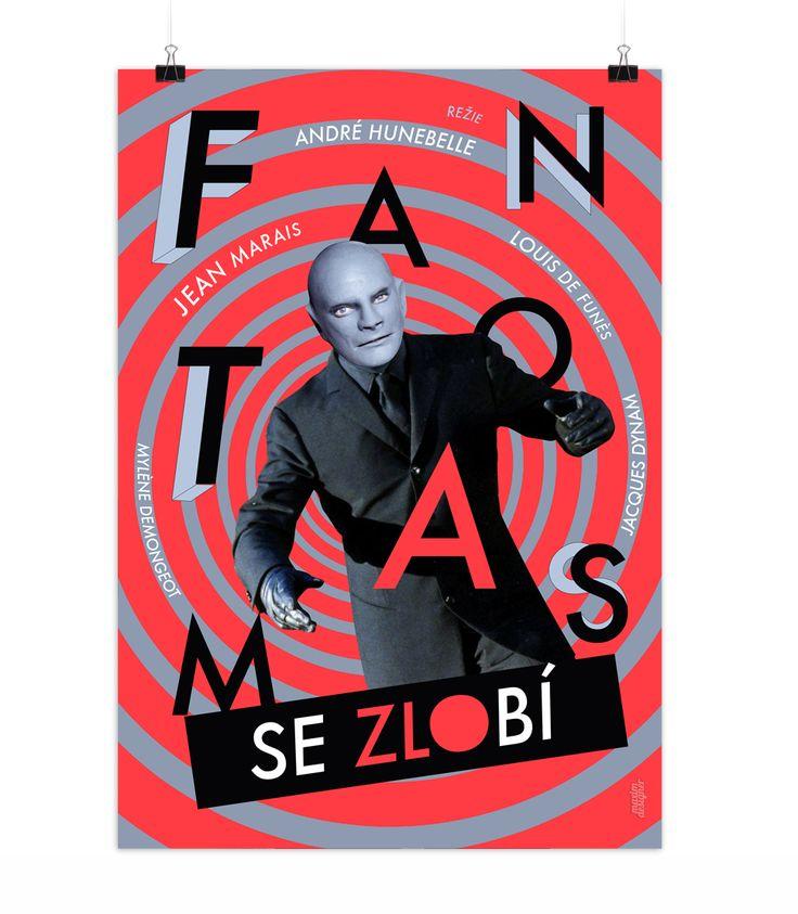 Fantomas film poster