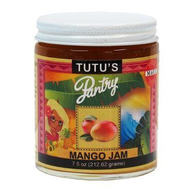 Tutu's Pantry Gift Basket Mango Jam