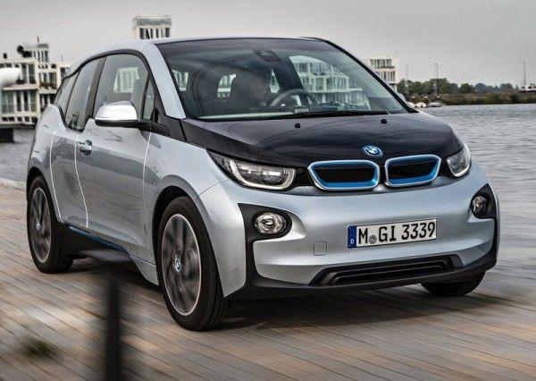 2014 BMW i3 Silver Design 600x426 2014 BMW i3 Review Details