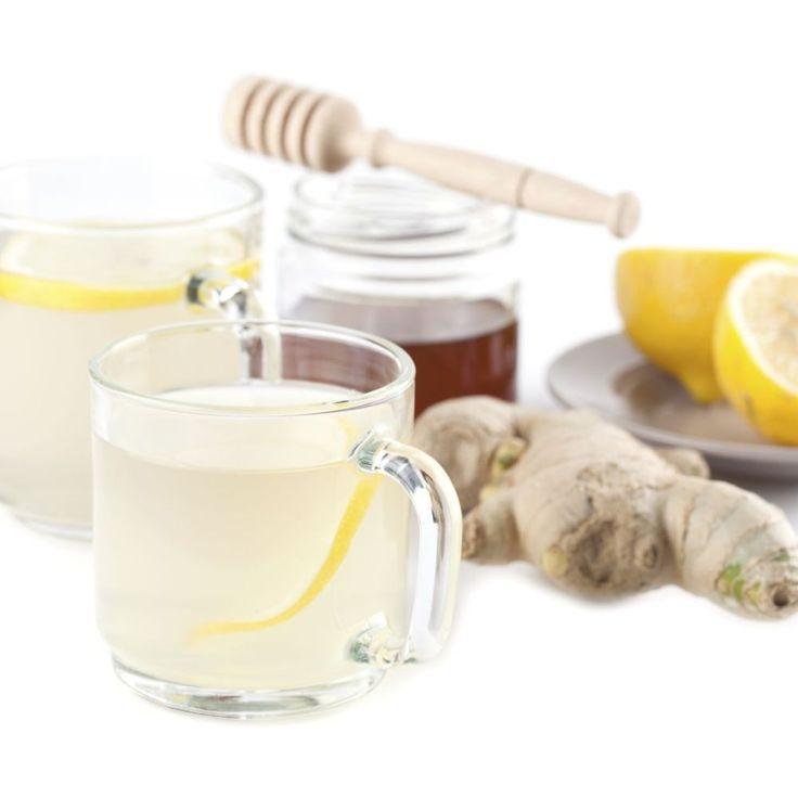 Schlankwasser Rezept - Mit Ingwer und Zitrone abnehmen! | Für Sie